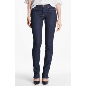 J Brand '814' Mid-Rise Cigarette Jeans Straight